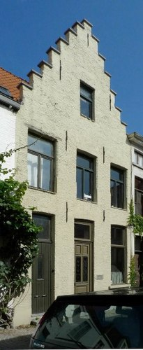 Brugge Verbrand Nieuwland 45-47