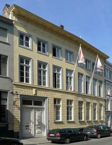 Brugge Vlamingstraat 55