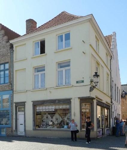 Brugge Vismarkt 13