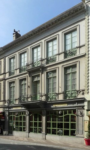 Brugge Vlamingstraat 3