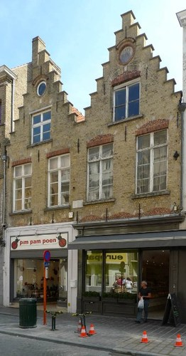 Brugge Vlamingstraat 14-16