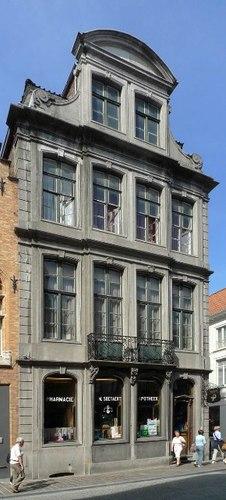 Brugge Vlamingstraat 17