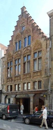 Brugge Vlamingstraat 22-24