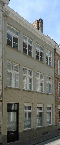 Brugge Wapenmakersstraat 15