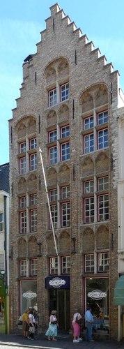 Brugge Wollestraat 13
