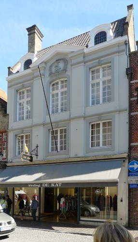 Brugge Wollestraat 19