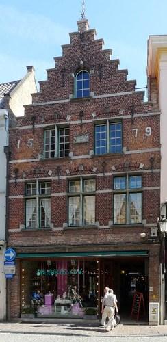 Brugge Wollestraat 21