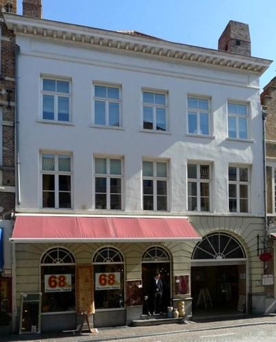 Brugge Wollestraat 29