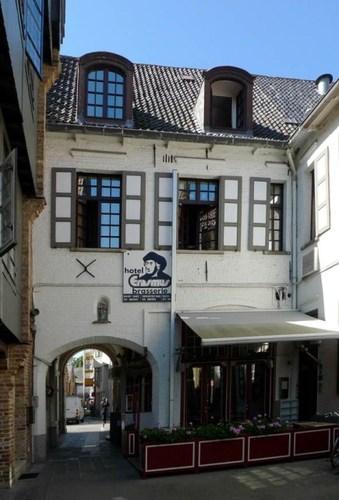 Brugge Wollestraat 33