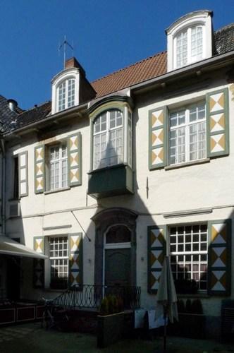 Brugge Wollestraat 39-47