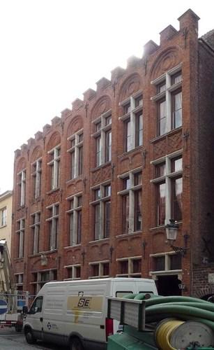 Brugge Dweersstraat 28-30