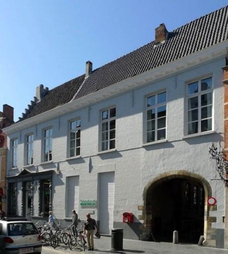 Brugge Geldmuntstraat 30A-32