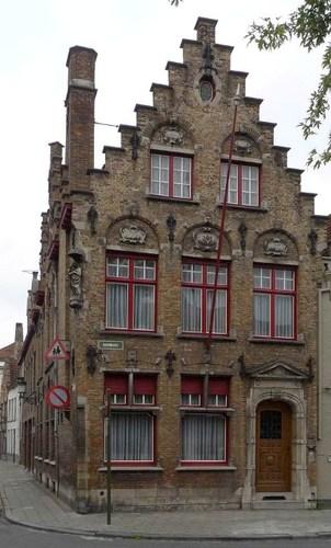 Brugge Garenmarkt 36