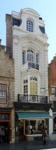 Brugge Geldmuntstraat 25
