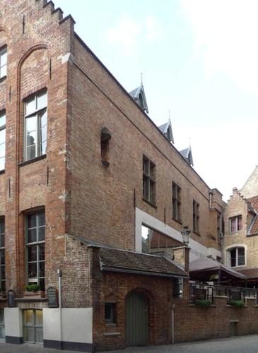 Brugge Hallestraat 14