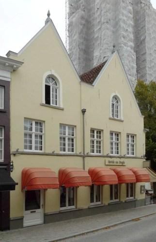 Brugge Mariastraat 17