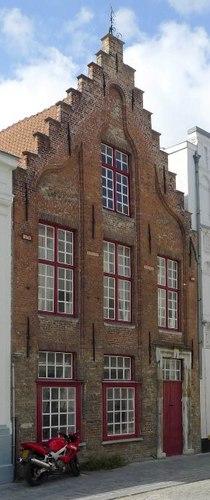 Brugge Nieuwstraat 8