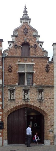 Brugge Oude Burg 17