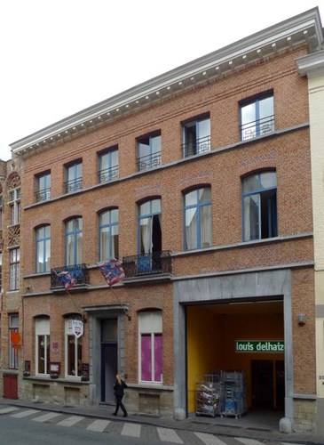 Brugge Oude Burg 22