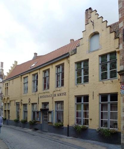 Brugge Oude Burg 31