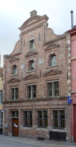 Brugge Oude Burg 33