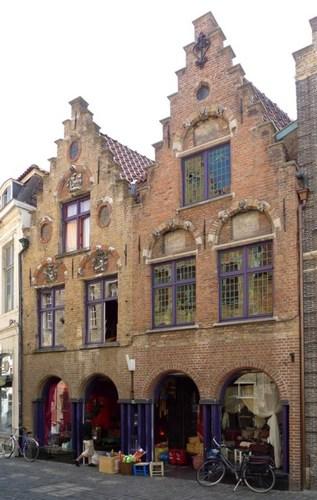 Brugge Sint-Jakobsstraat 3-5