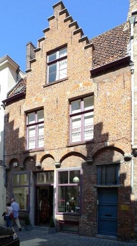 Brugge Sint-Jakobsstraat 4