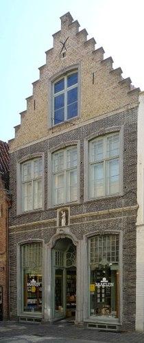 Brugge Sint-Jakobsstraat 7