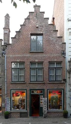 Brugge Simon Stevinplein 13