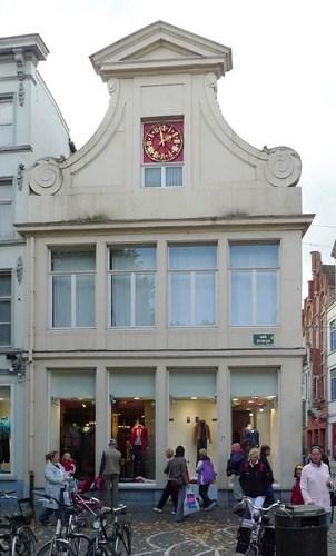 Brugge Simon Stevinplein 21