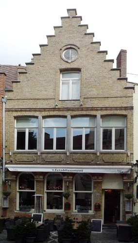 Brugge Sint-Amandsstraat 8