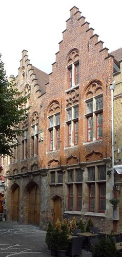 Brugge Sint-Amandsstraat 10