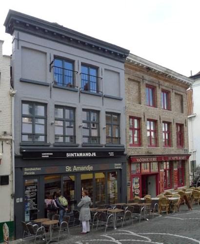 Brugge Sint-Amandsstraat 33-35