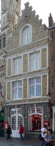 Brugge Steenstraat 1