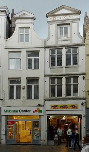 Brugge Steenstraat 10-12