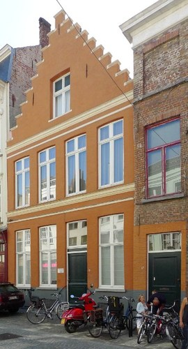Brugge Sint-Jakobsstraat 15