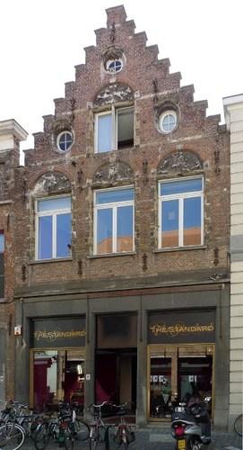 Brugge Sint-Jakobsstraat 21