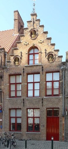 Brugge Sint-Jakobsstraat 49