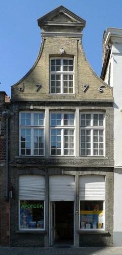 Brugge Sint-Jakobsstraat 51