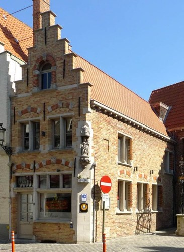Brugge Sint-Jakobsstraat 58