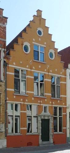 Brugge Sint-Jakobsstraat 62