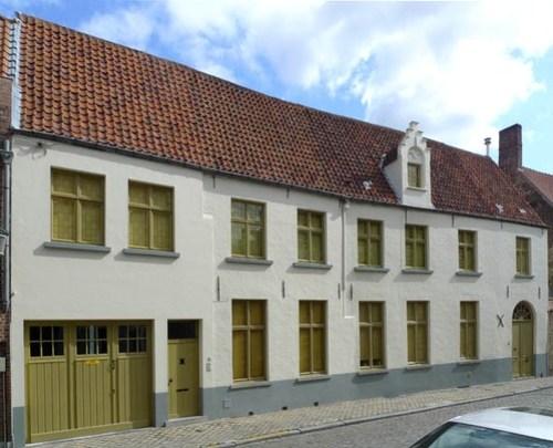 Brugge Sint-Niklaasstraat 11-13