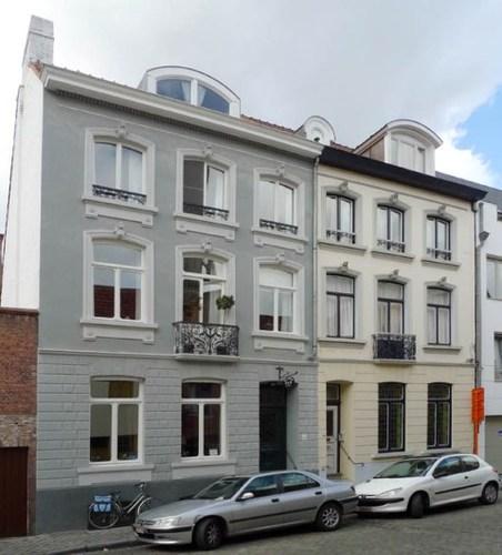 Brugge Sint-Niklaasstraat 16-18