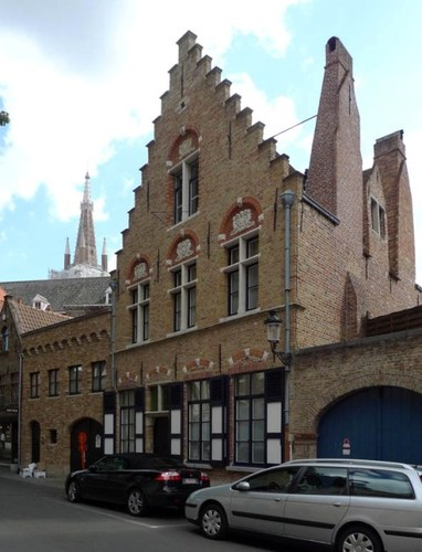 Brugge Sint-Salvatorskerkhof 11