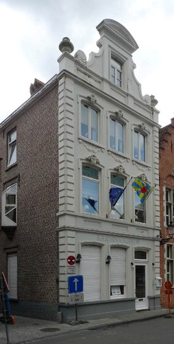 Brugge Sint-Salvatorskerkhof 14