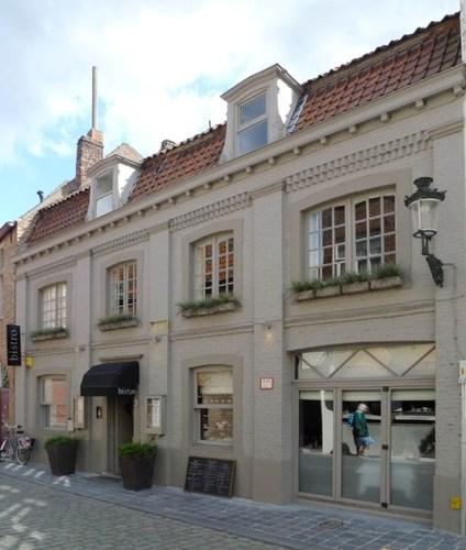 Brugge Sint-Salvatorskoorstraat 3