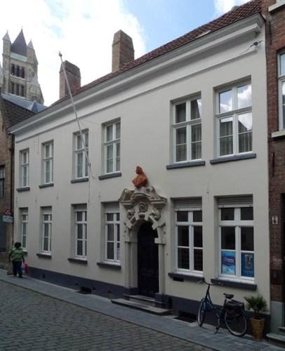 Brugge Sint-Salvatorskoorstraat 8
