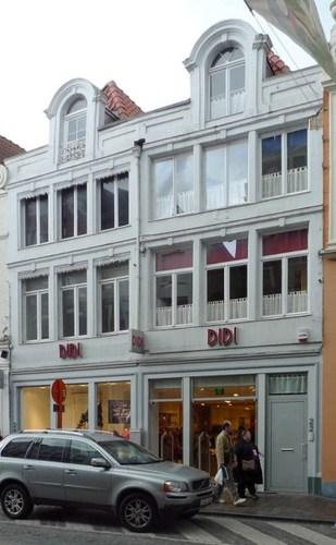 Brugge Steenstraat 22-24
