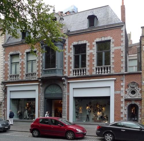 Brugge Steenstraat 92-94