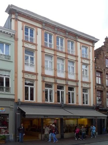 Brugge Zuidzandstraat 21-23